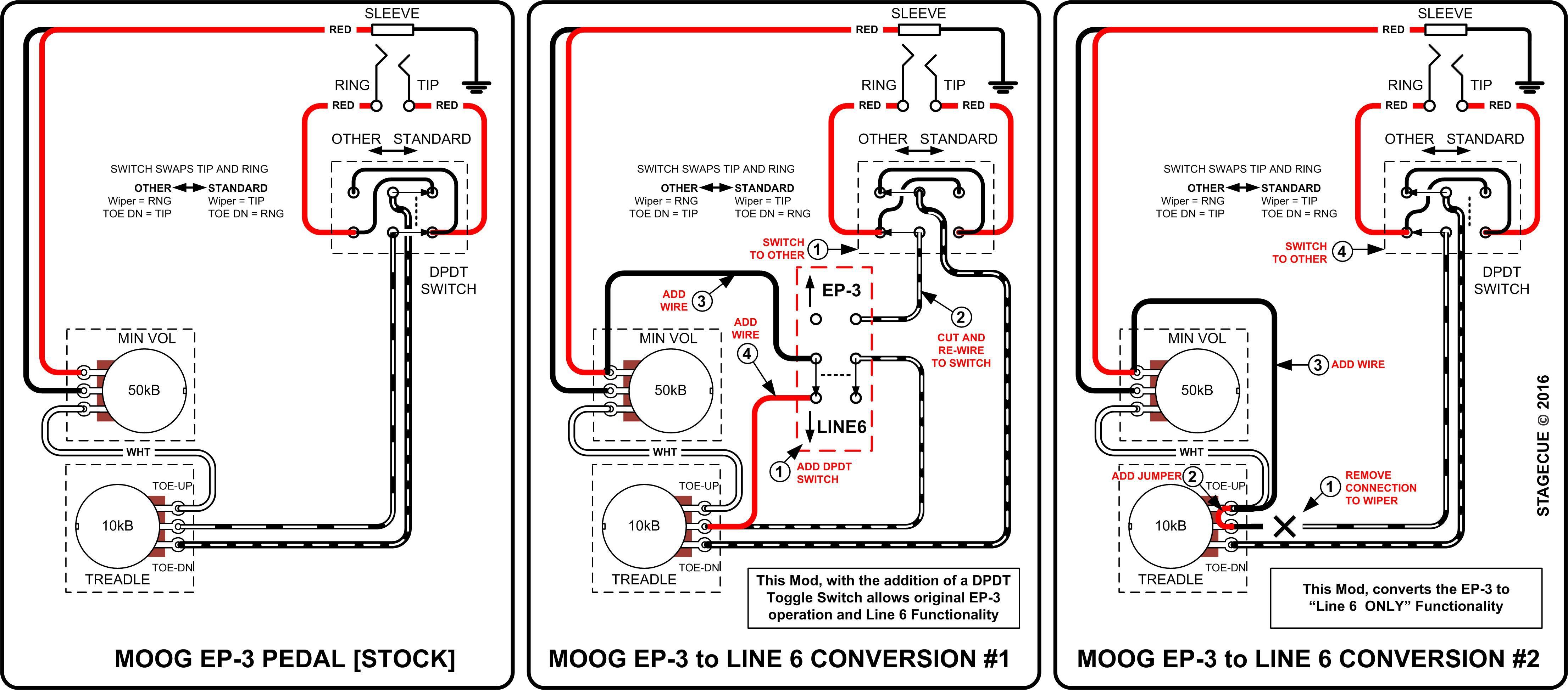 Ernie Ball Wiring Diagram - Dolgular.com
