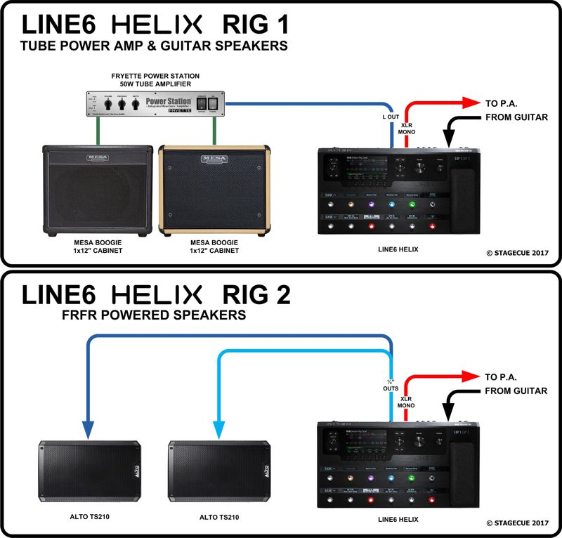 Your Helix speaker hardware - Helix - Line 6 Community